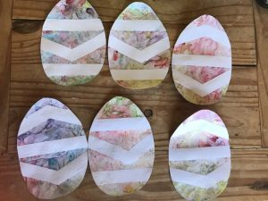 DIY Edible Baby Safe Paint and Colored Eggs