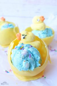 This is a super fun Ice Cream Recipe to try out this Easter. Check out the deets on Six Time Mommy.