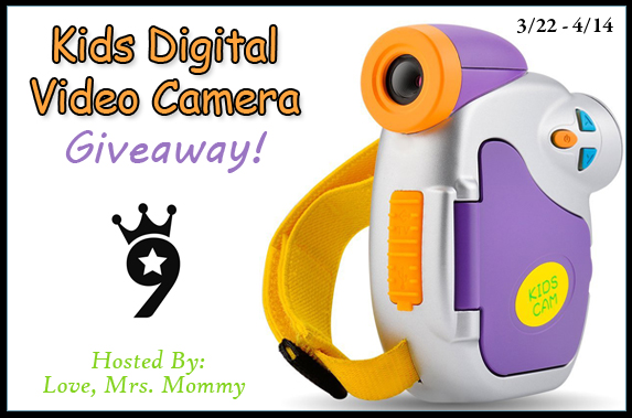 *CLOSED* PowPro Digital Video Camera Giveaway