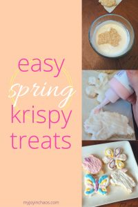 Try making this tasty treat from My Joy in Chaos, with the little ones this Easter.
