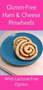 Ham and Cheese Pinwheels from Fearless Faithful Mom