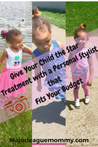 Your child can have their outfits handpicked by a personal stylist without breaking the bank!