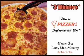 Pizzer Time Giveaway!