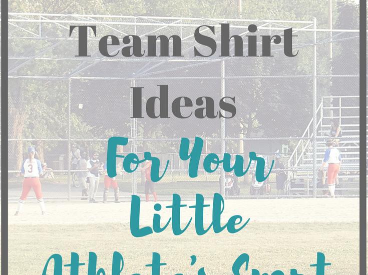 Design a Team Shirt for a great team bonding activity