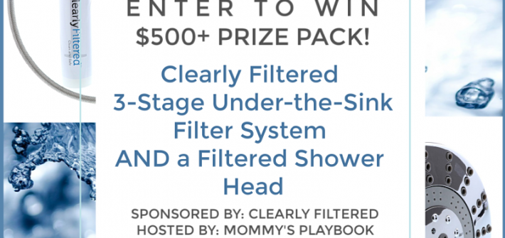 Win Two Amazing Filter Systems From Clearly Filtered