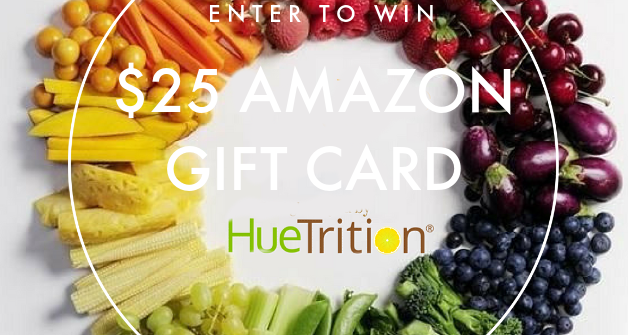 Enter to win in the HueTrition Giveaway1