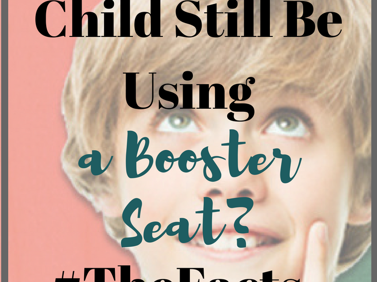 Should your child still be in a booster seat? Find out here