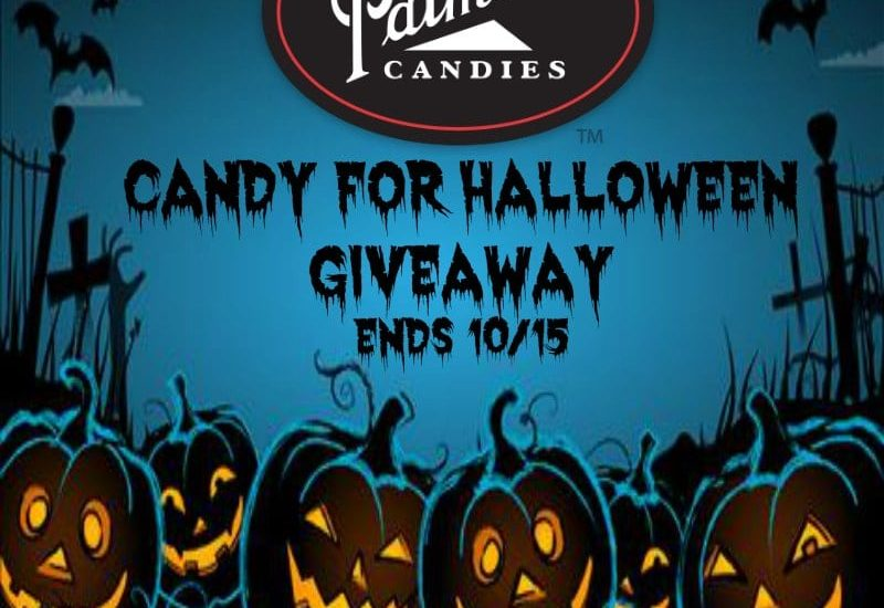 This is one of my favorite times of year. I actually really enjoy the Halloween festivities, and my kiddos do as well. We get to let our creativity run wild, and we get to indulge in some yummy treats. Speaking of yummy treats, don't forget to enter to win in thePalmer's Candy For Halloween Giveawaybefore it's too late. Good luck!