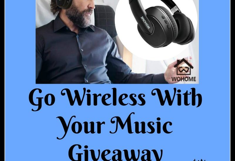 Woo! I am back with another awesome giveaway for you all. Do not miss out on this one! Enter to win in the Go Wireless With Your Music Giveaway. Good luck!