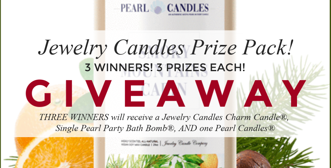 Enter to win Jewelry Candles Prize Pack!