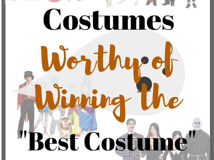 "I just love the Halloween festivities, and my kiddos do too. If your family is anything like us, you may just want to check out these 31 Family Halloween Costumes Worthy of Winning the ""Best Costume"" Award. Enjoy!"