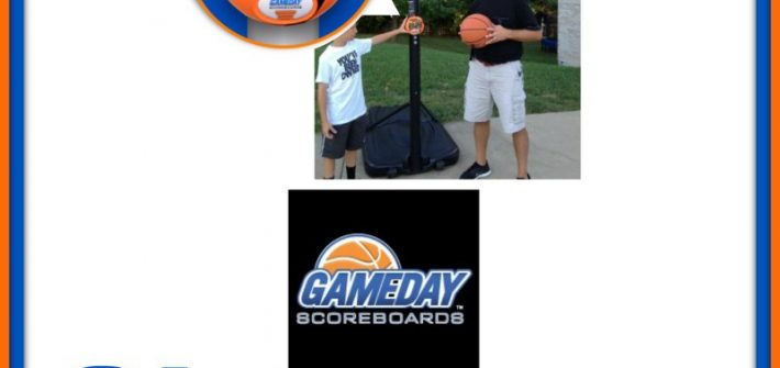 I am back with another fun giveaway for the kiddos. Enter to win in the GameDay Scoreboards Giveaway before it's too late. Good luck!