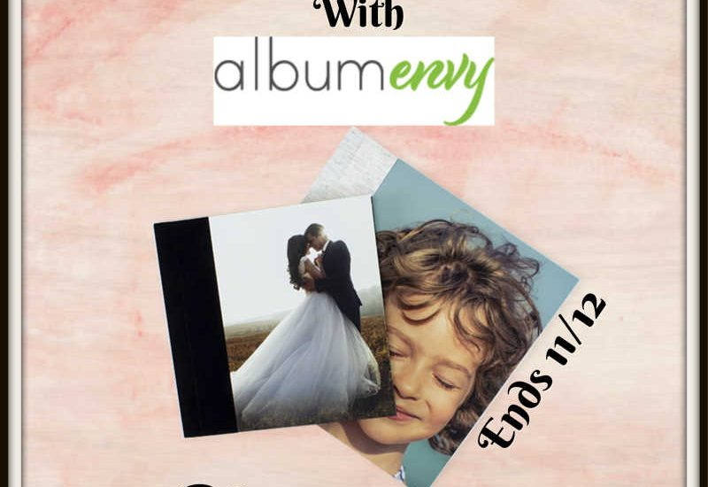 Precious Memories With Album Envy Giveaway