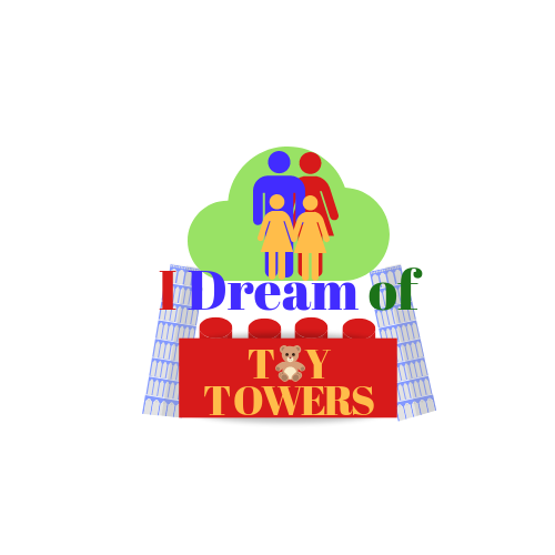 Check out I Dream of Toy Towers on YouTube to see MajorLeagueMommy's weekly family vlogs