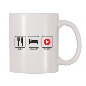 Vlogger Coffee Mug on Etsy