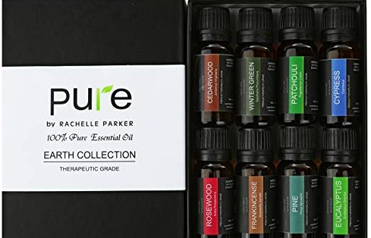 Here is a really great giveaway for my earthy Mommas out there. Enter to win an Earth Collection 100% Pure Essential Oil Set in the Pure Parker Prize Pack Giveaway. Good luck!