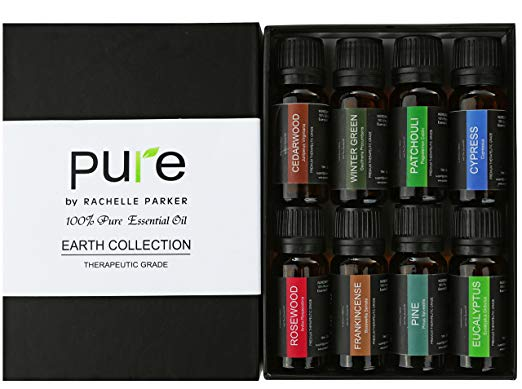 Here is a really great giveaway for my earthy Mommas out there. Enter to win an Earth Collection 100% Pure Essential Oil Set in thePure Parker Prize Pack Giveaway. Good luck!