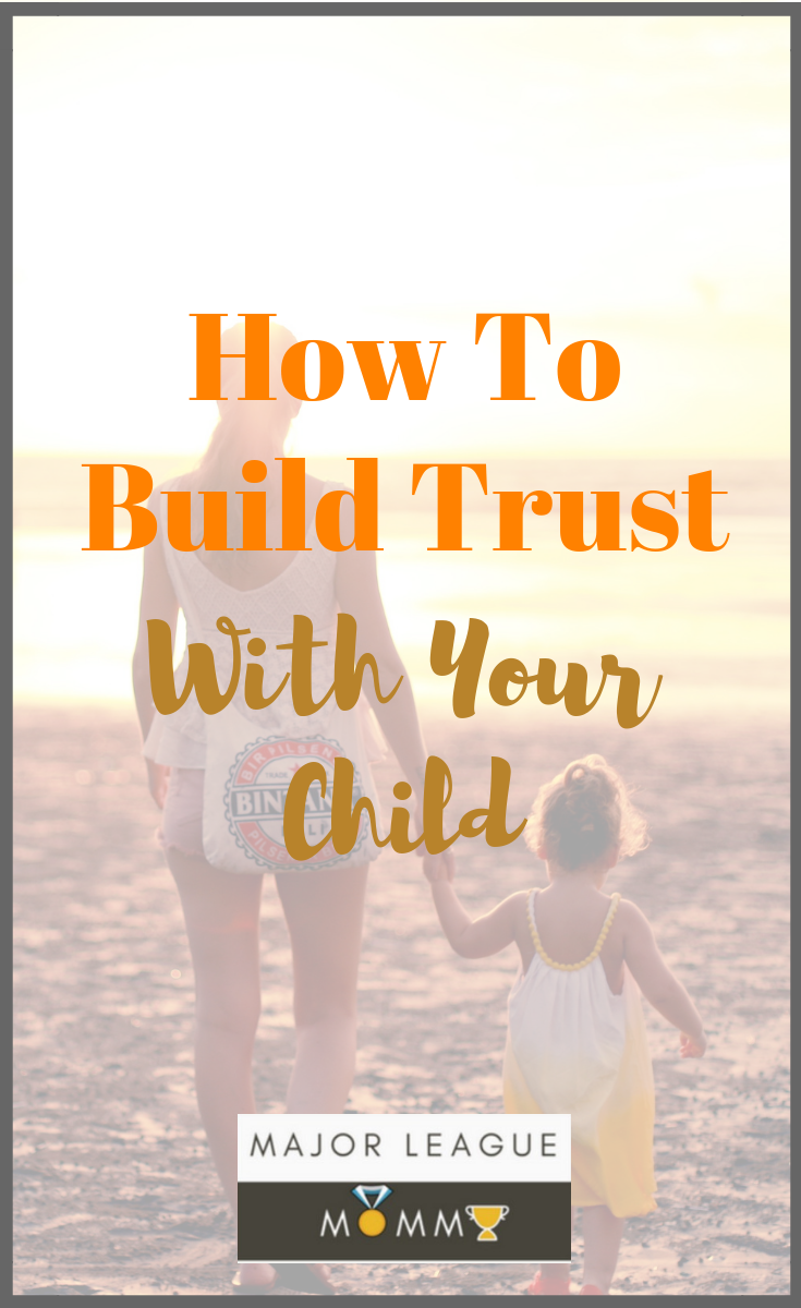 There are certain steps we can take to ensure that we maintain a strong and healthy relationship with our children just as we do with adults and everyone else in our lives.
