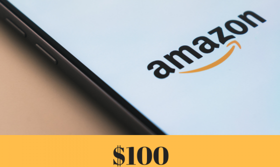 You do not want to miss out on this awesome giveaway! Enter to win in the$100 Amazon Gift Card Giveaway before it's too late. Good luck!
