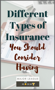 Insurance policies are essentially agreements that mean you pay a set premium out to an insurance provider and, in return, they provide you with protection against things that could potentially happen to you in the future.