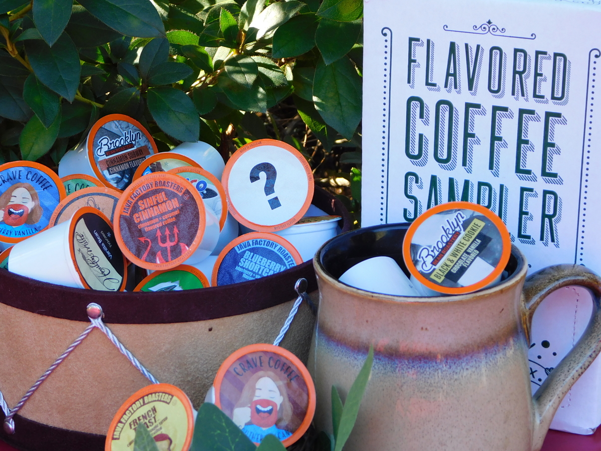 Put Something Deliciously Different In Your  Cup Giveaway- Ends 2/27
