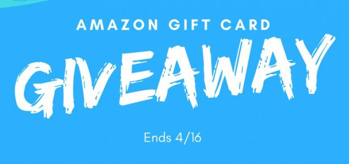 Here is another chance for you to win. Enter to win in the $50 Amazon Giveaway before it's too late. Good luck!