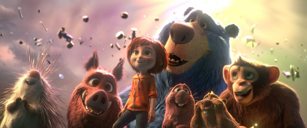 Wonder Park film reviewed by Major League Mommy.