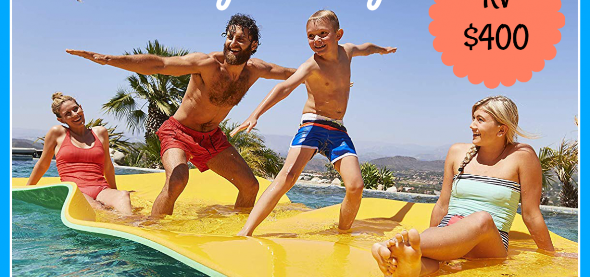 Are you ready for the summer? If not, you can definitely get ready with this awesome giveaway. Enter to win in the Flotation IQ Giveaway before it's too late. Good luck!