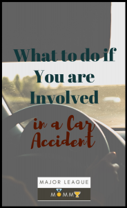 At this emotional time it is a good idea to already have a clear idea in your mind of what needs to be done in the event of an accident so that although you may not be thinking with as much clarity as usual, you are still able to handle the situation in the right way.