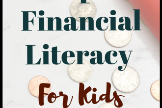 Teach Financial Literacy to Kids Using These Tips