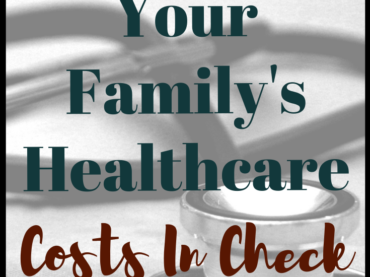 If you're sincerely worried about what having a healthy family might cost you, there are some things you could do now.