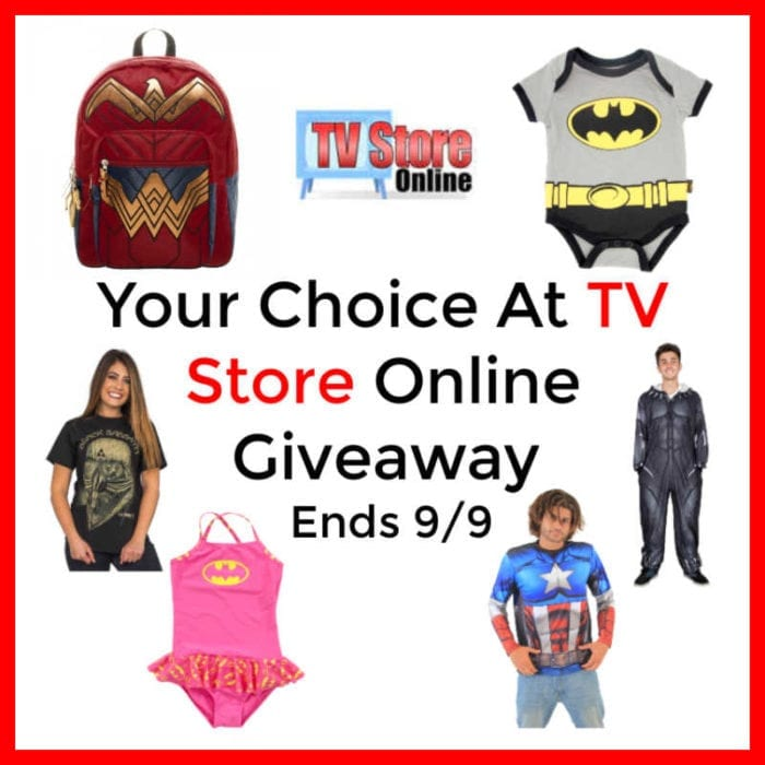 It's time for another awesome giveaway. You don't want to miss out on this one. Enter to win in the Your Choice At TV Store Online Giveaway before it's too late. Good luck!