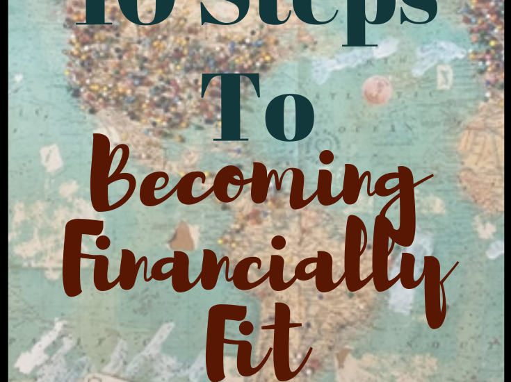Become financially fit using these tips