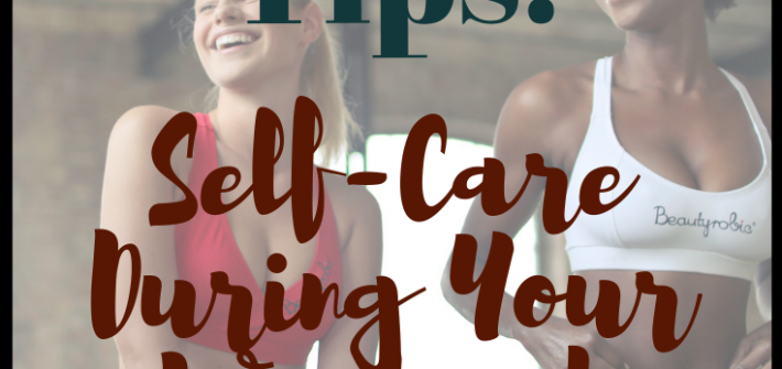 Make self-care part of your workout routine using these tips