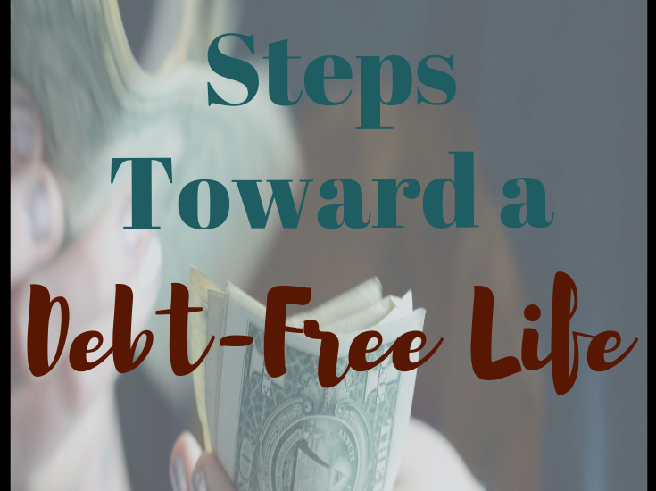Use these tips to move toward a debt-free life