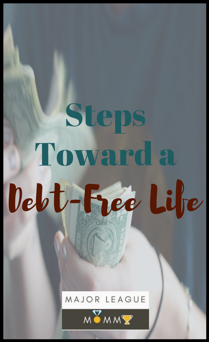 Steps Toward a Debt-Free Life