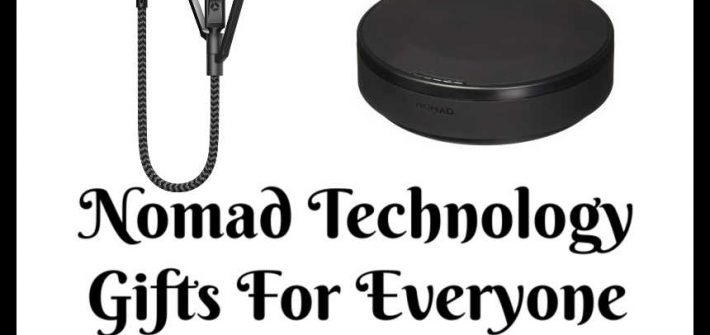 Let us help you with your gift shopping list this year. Enter to win in the Nomad Technology Gifts For Everyone Giveaway before it's too late. Good luck!