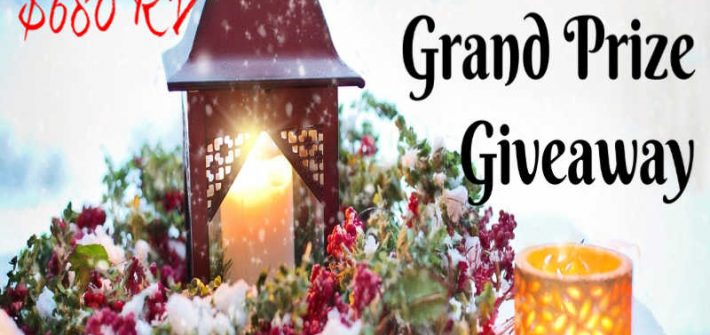 2019 Holiday Grand Prize Giveaway