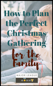 Planning the perfect christmas gathering