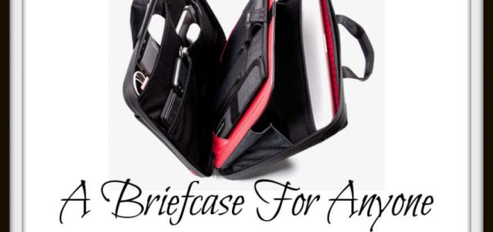 A Briefcase For Anyone Giveaway Ends 1/27