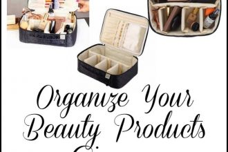 Organize Your Beauty Products Giveaway