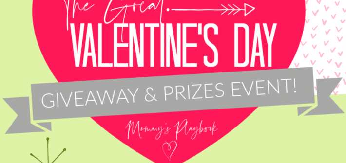 Valentine's Day Multi-Prize Giveaway