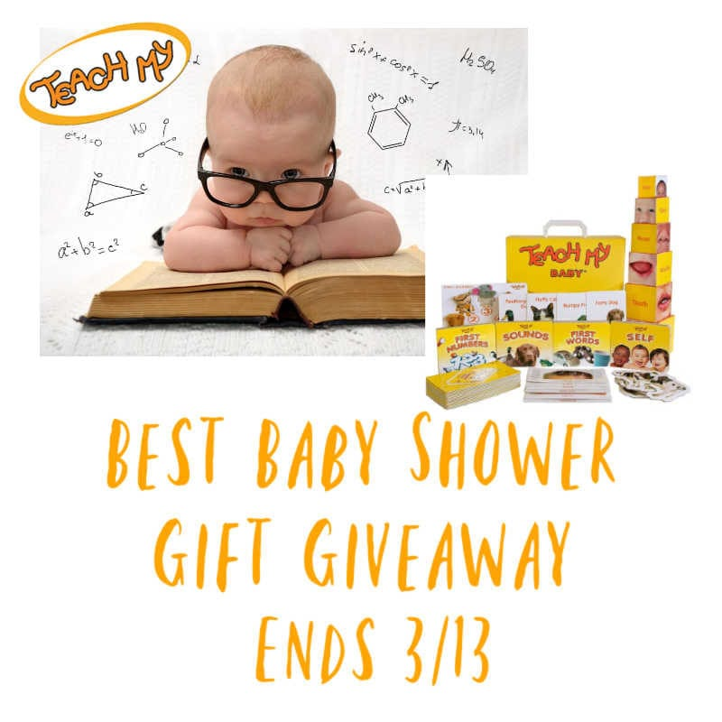 Best Baby Shower Gift Giveaway-Ends 3/13