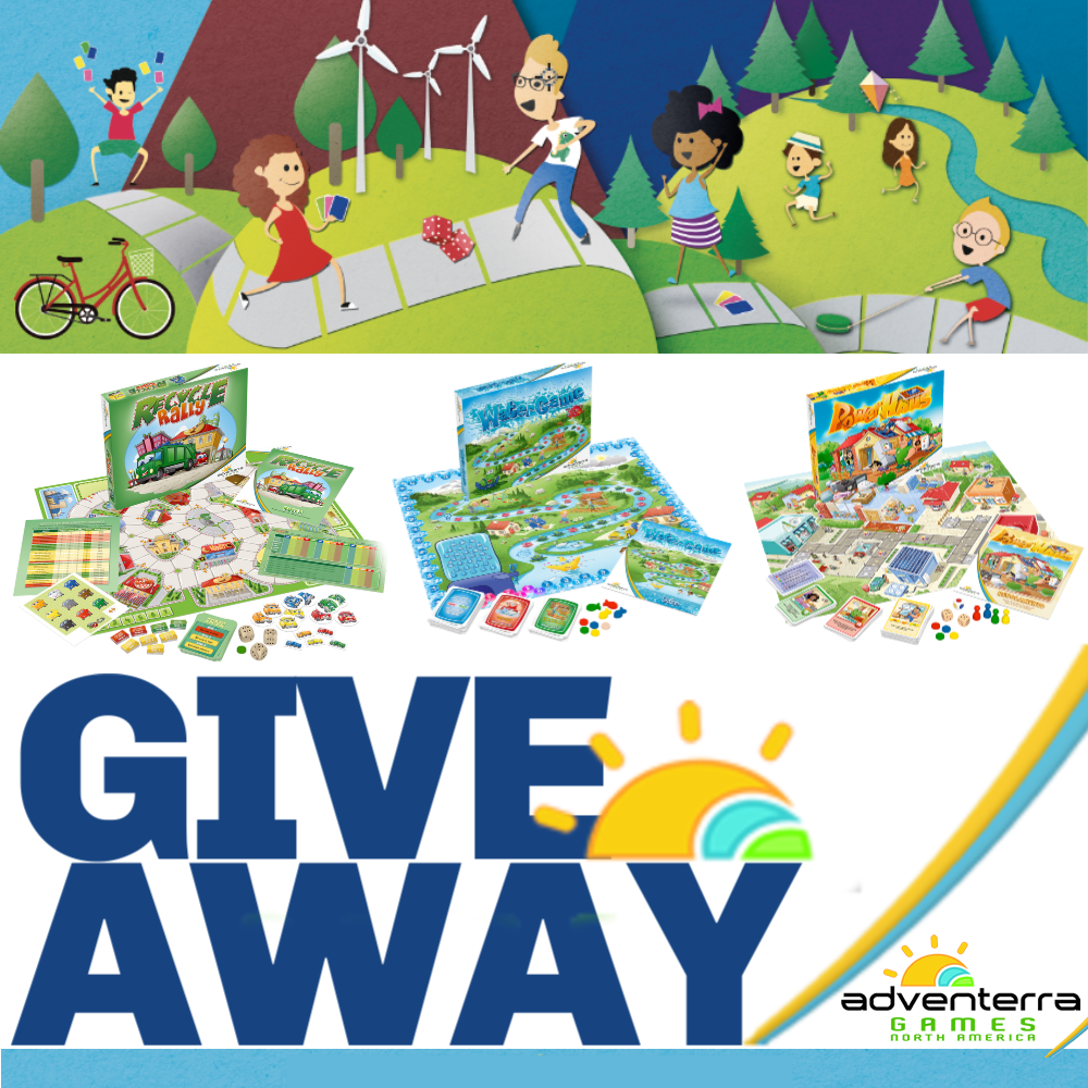 Adventerra Games Giveaway- Ends 2/27