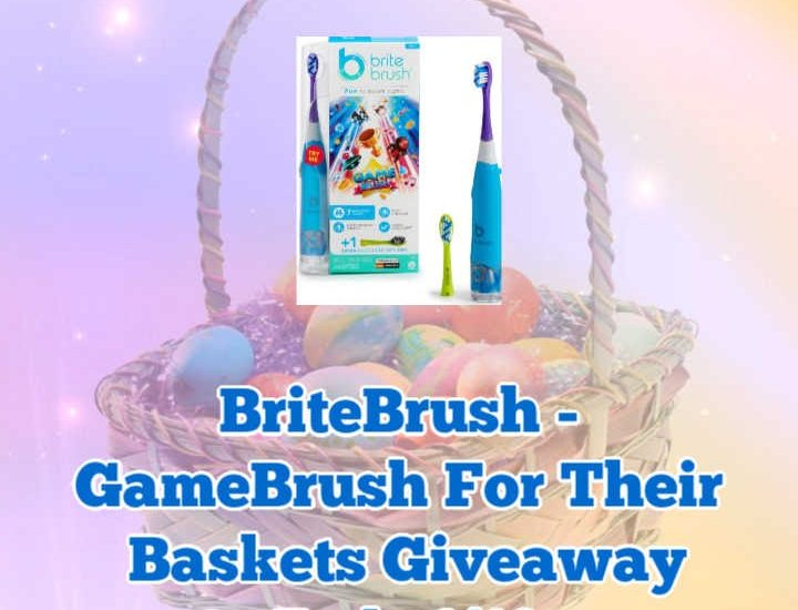 BriteBrush Giveaway