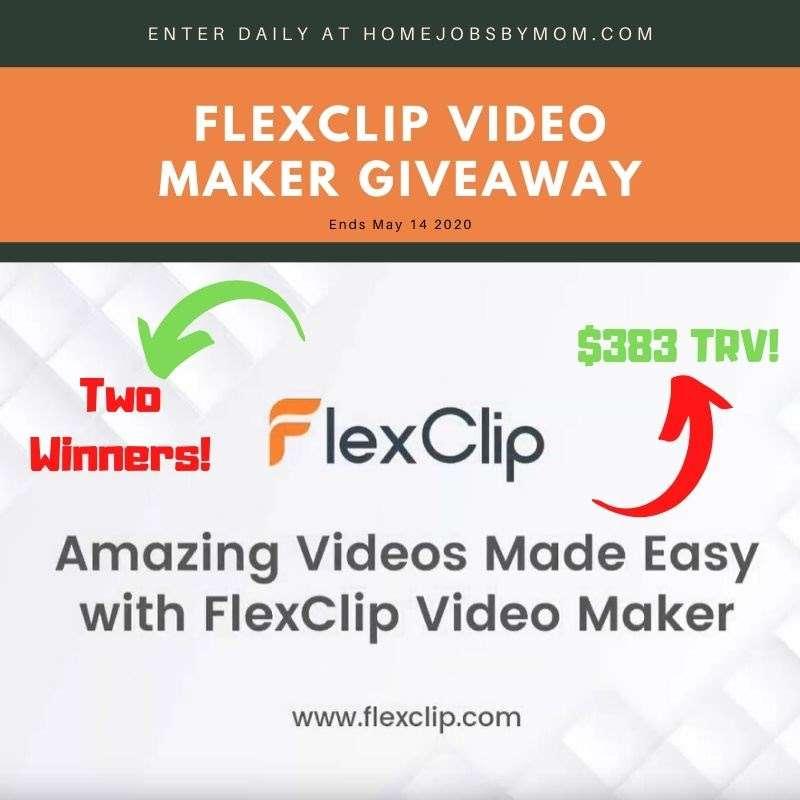 @FlexClipApp Video Maker Giveaway