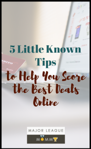 Score the best deals online