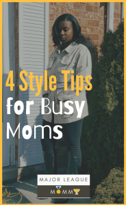 style tips busy moms