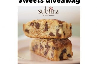 Tasty Treat from Subarz Sweets Giveaway