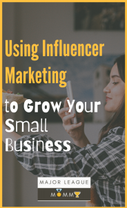 Use influencer marketing to pull ahead of the competition